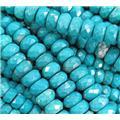 Gemstone Rondelle Beads