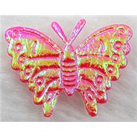 machine goffer Fabric Butterfly, AB Color