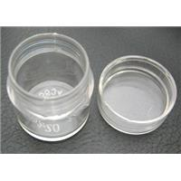 Jewellry Bead Container, 25mm dia,28mm high