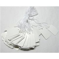 Price-Tag, paper jewelry card